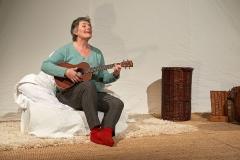 "Szenenfoto mit Andrea Lucas aus ""Marga bleibt wach"""
