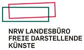 Logo Landesbüro freie darstellende Künste